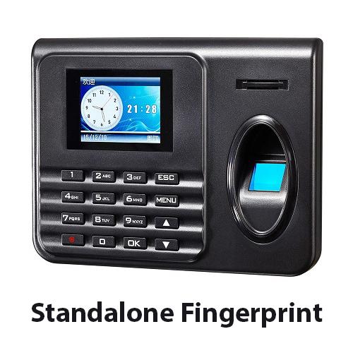 Standalone Fingerprint